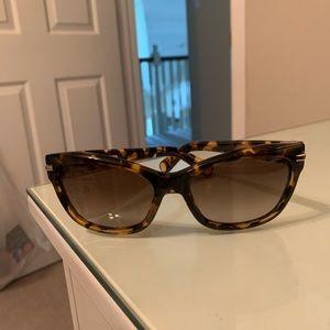 Marc Jacobs tortoise sunglasses